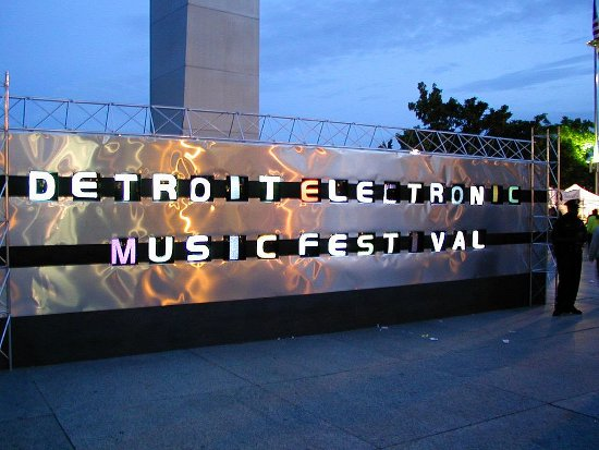 Detroit Electronic Music Festival